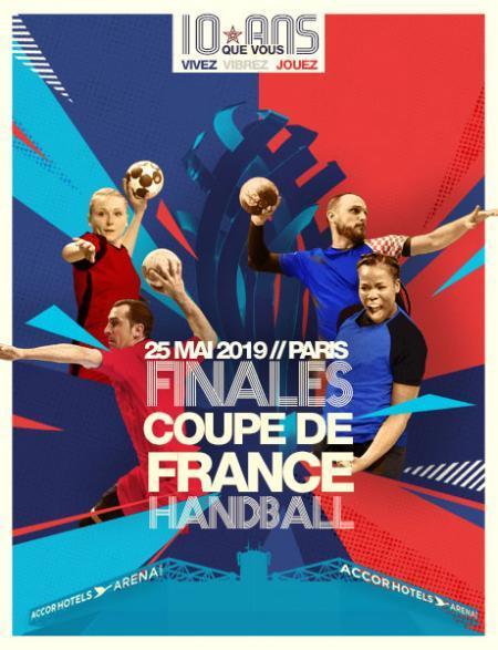Finale coupe de france as chantepie handball - Places finale coupe de france ...